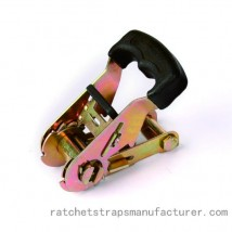 WDRB011504 1inch Ratchet buckle with rubber handle for tie down strap