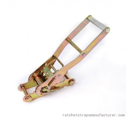WDRB020505 2inch 50mm Ratchet buckle with long handle