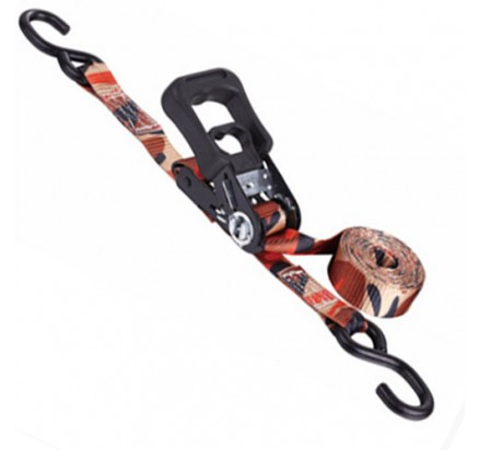 1.5inch 38mm 1.5T Ratchet Tie down with camouflage webbing sling