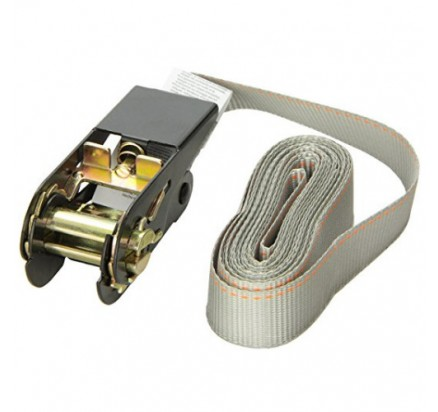 1inch mini ratchet straps with endless loop