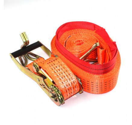 2inch 5T 6m Cargo lashing belt for cargo control