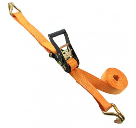 2inch 3T Ratchet tie down with electrophoresis ratchet buckle