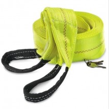 4inch retractable tow strap for car towing 10ton