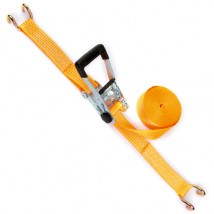 2inch 50mm 10000lbs/5T Ratchet Tie down with rubber handle