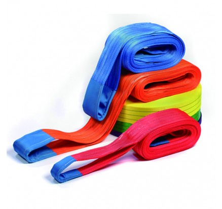 Double Eye Flat Webbing Straps