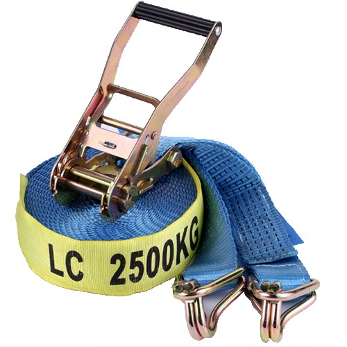 Cam buckle tie down straps 50mm wide 1mtr long