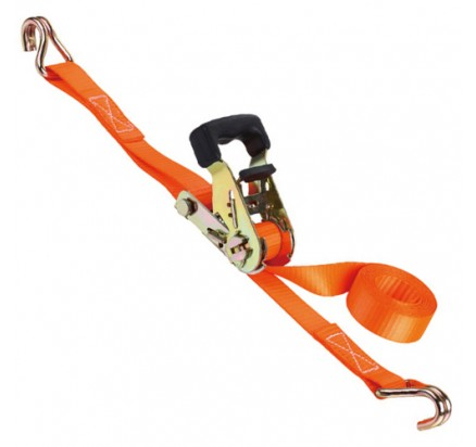 1-1/16inch Ratchet Straps with GRIP handle
