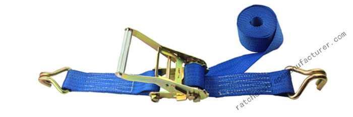 WDCS020301 ratchet tie down strap