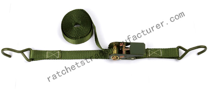 WDCS010103 1inch 25mm Camouflage Ratchet tie down