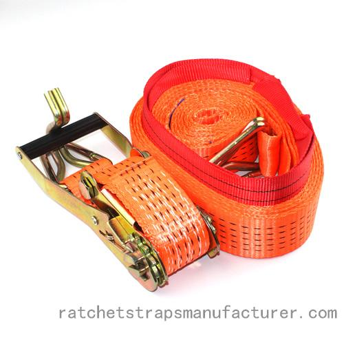 Cargo lashing belt for cargo control