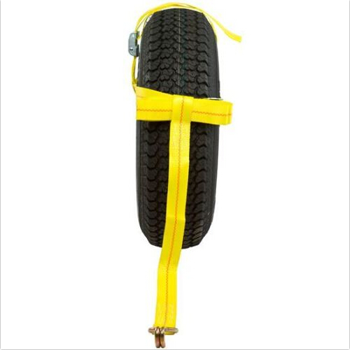 WDWT010301 car trailer tie down straps
