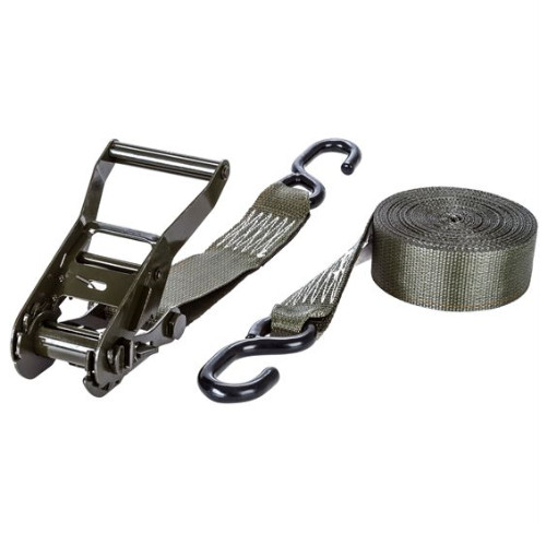 WDCS020511 heavy duty ratchet tie down strap