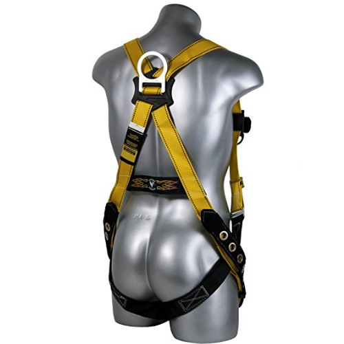 WDST1D301 roof safety harness